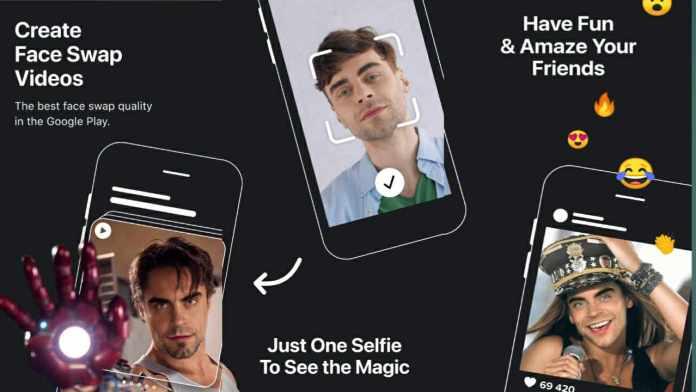 Face Swap Photo Editor App