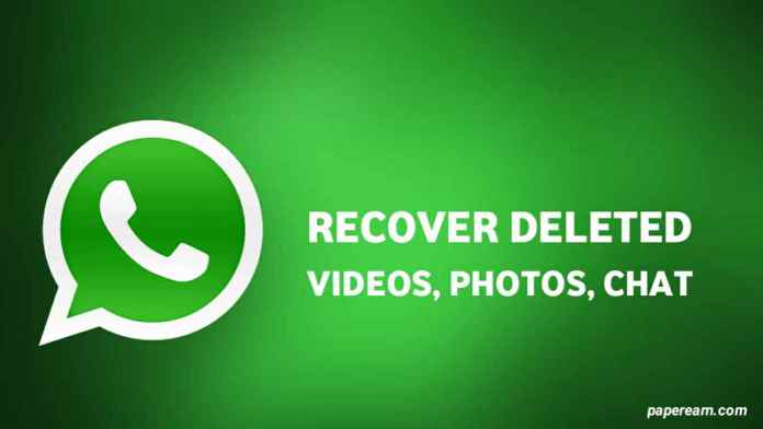 How to Recover WhatsApp Deleted Message