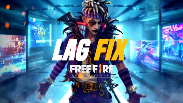 Free Fire Game Lag