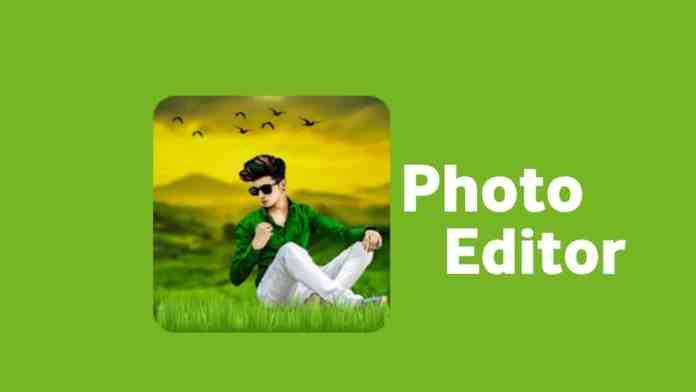 Nature Photo Editor App