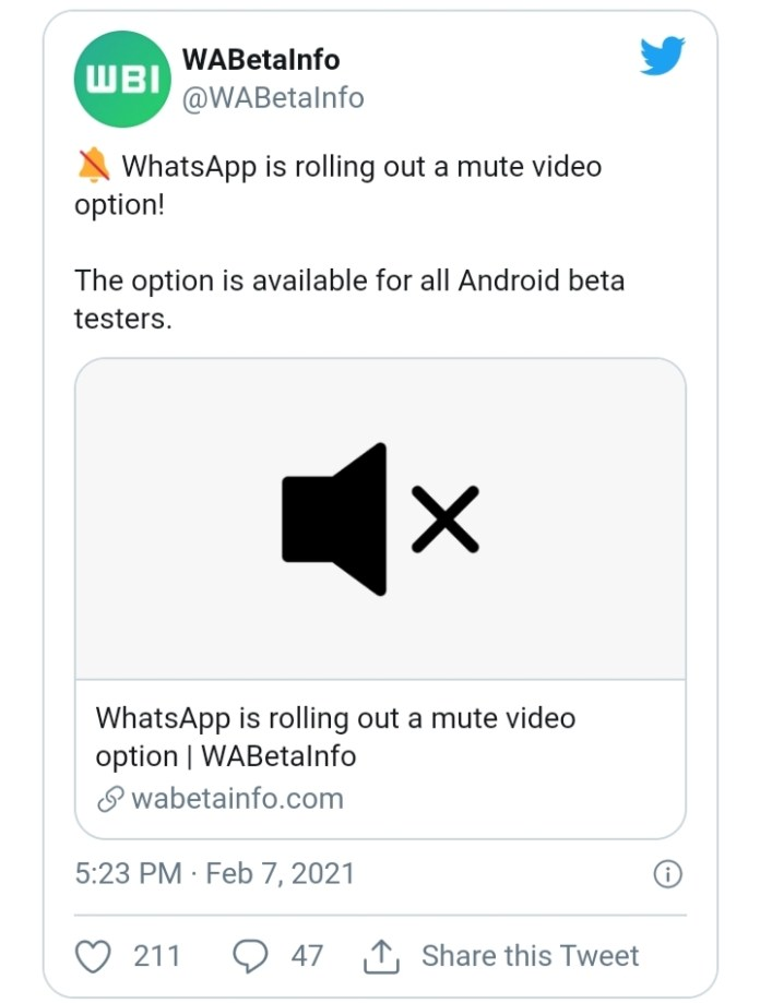 WhatsApp rollout new video
