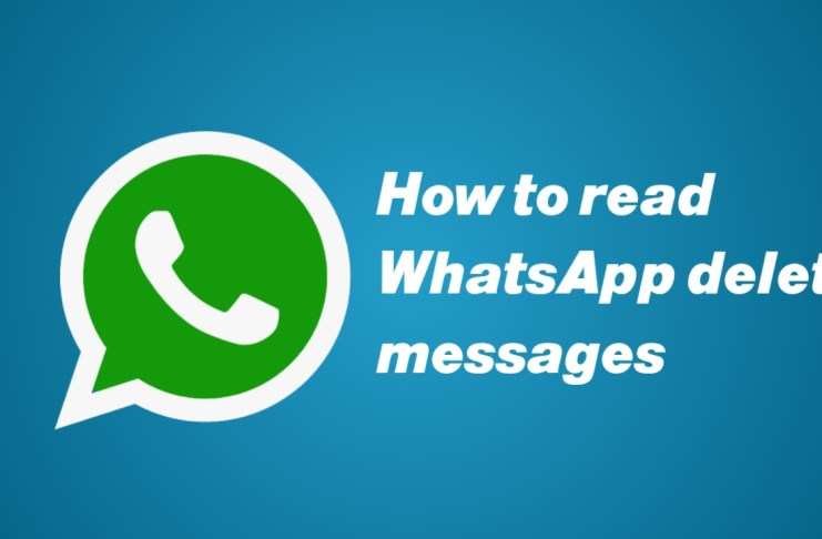 WhatsApp delete messages Recover
