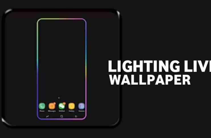 Lighting Live Wallpaper