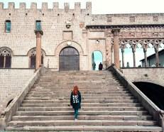 La Loggia del Palazzo dei Papi
