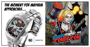 NYCC - Social Media post graphic__ - Harley with Harley watch - Facebook template