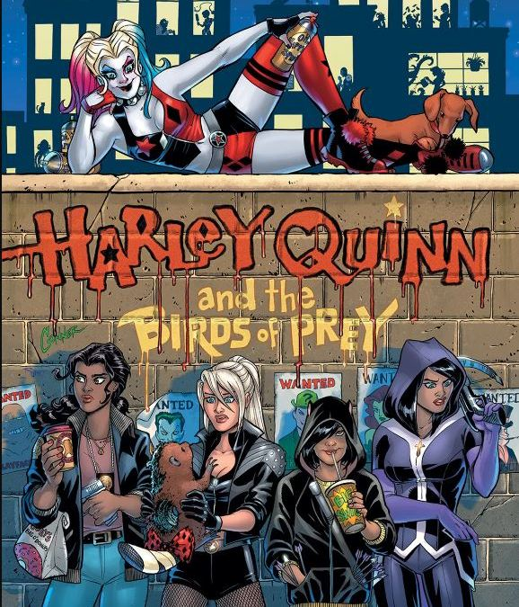 HARLEY QUINN AND THE BIRDS OF PREY Mini-Series Announcement