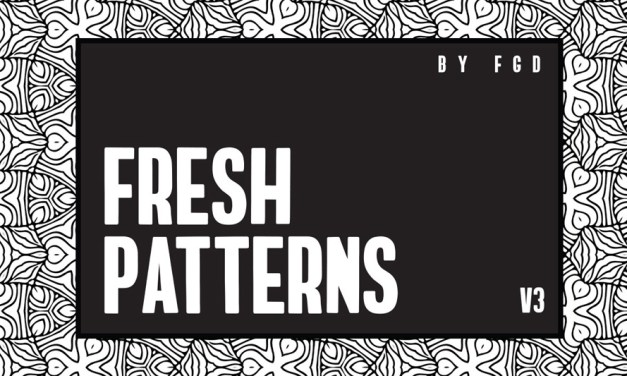 TEXTURES: FRESH PATTERNS