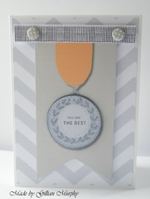 LT best medal card