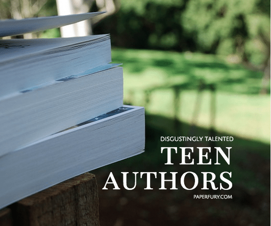 teens for of List authers famous