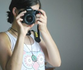 me + camera