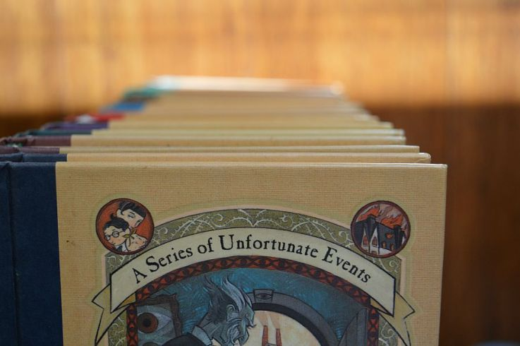 a series of unfortunate events (3)