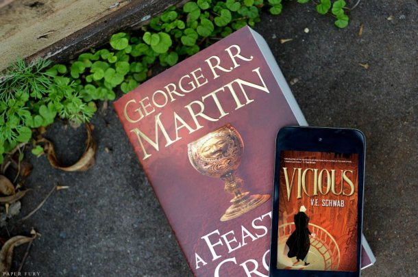 a feast for crows + vicious
