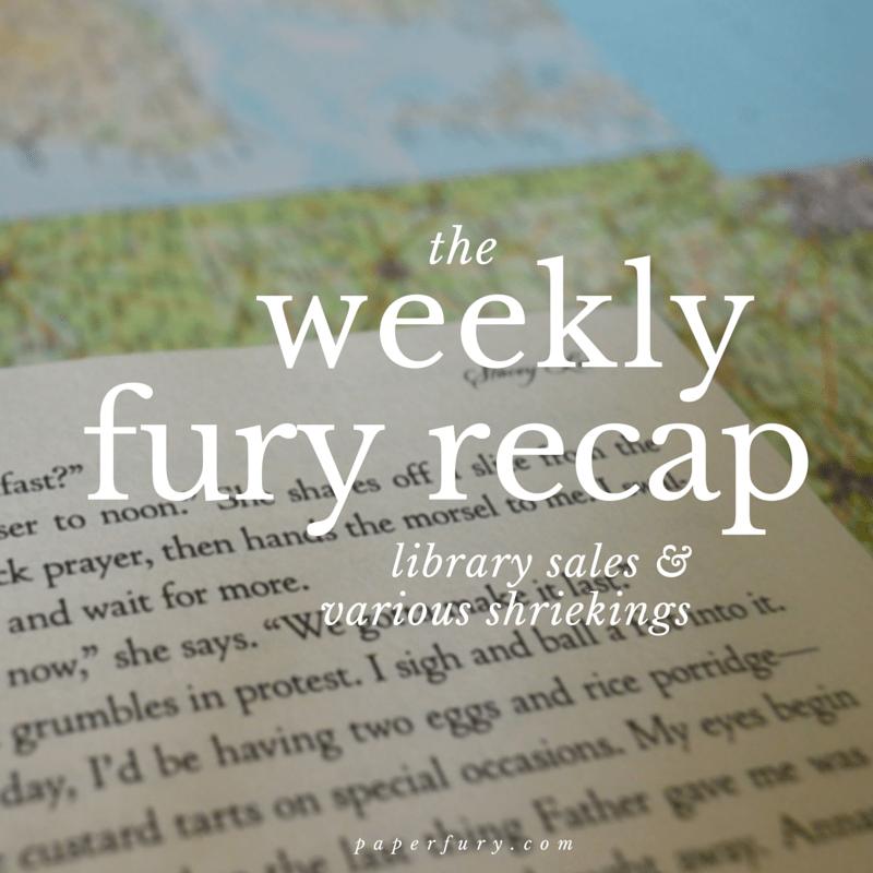 weekly fury