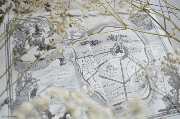 winterspell - map