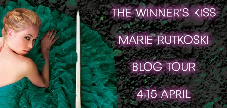 Winner's Kiss Blog Tour