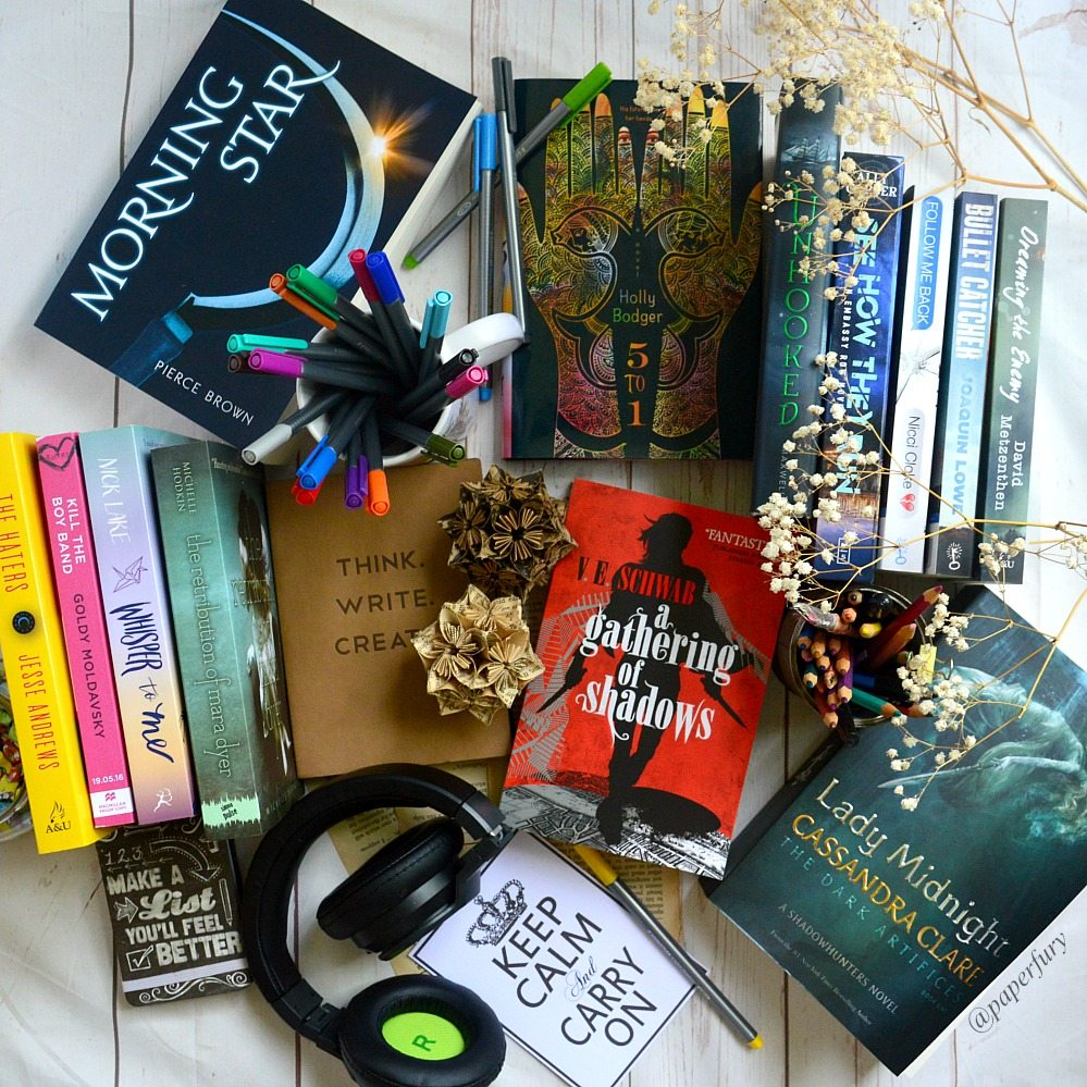 book haul - april