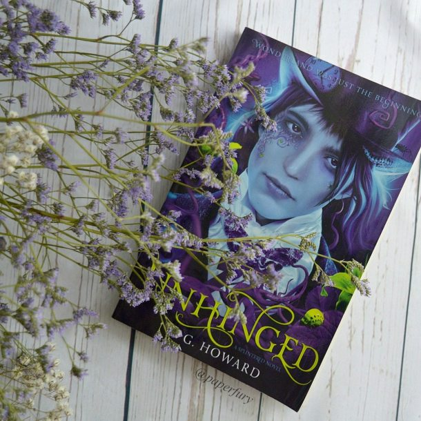 splintered series unhinged