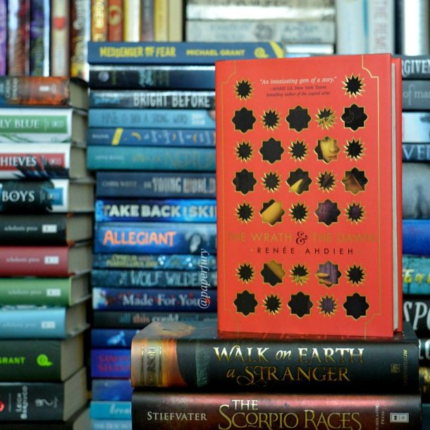 the wrath and the dawn - book towers