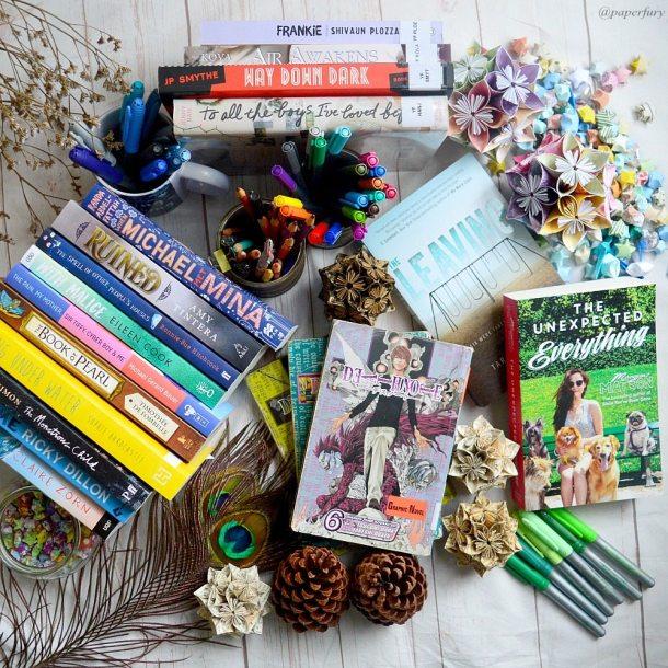 book haul - may (1)