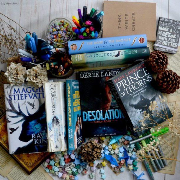 book haul - may (2)