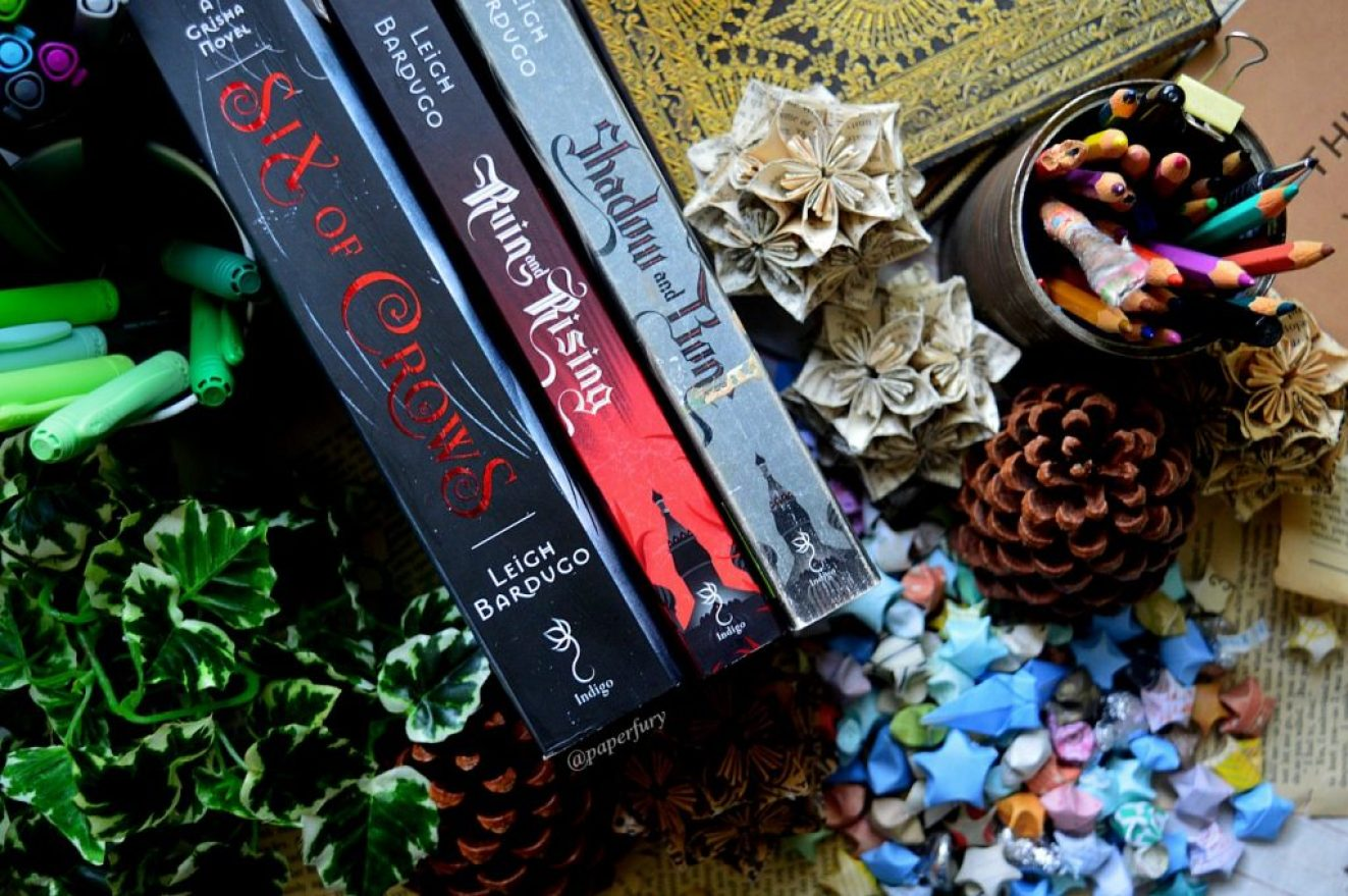 grisha six of crows shadow and bone