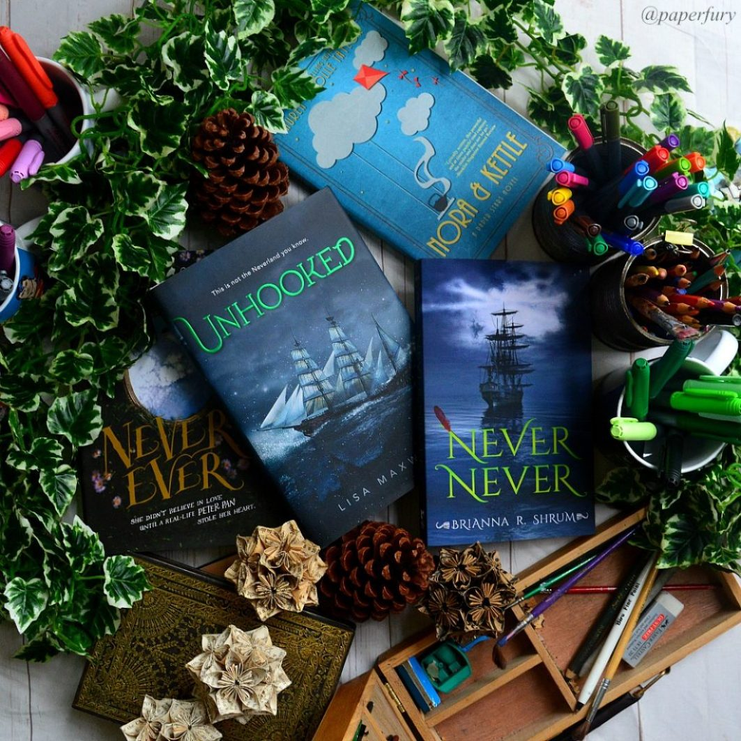 peter pan retellings