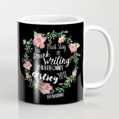 drunk-on-writing-ray-bradbury-quote-mugs