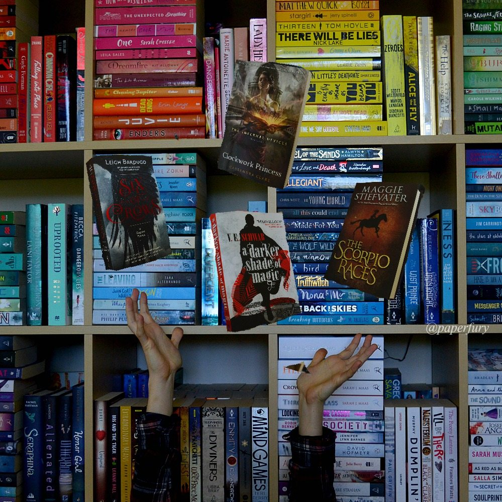 levitating-books-fantasy-favourite-genre
