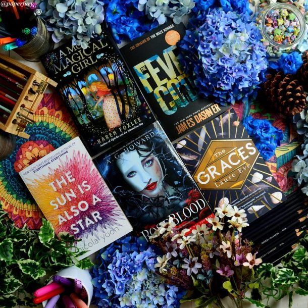 book-haul-october-1