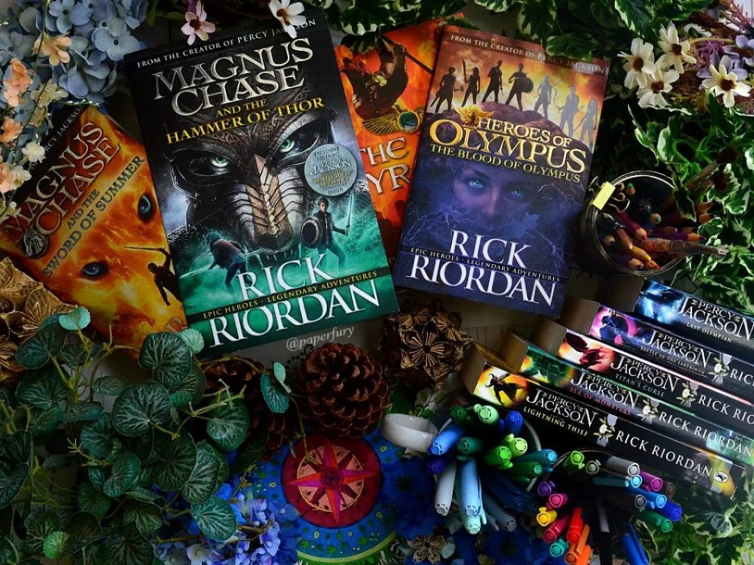 magnus chase and the hammer of thor by rick riordan a magnus