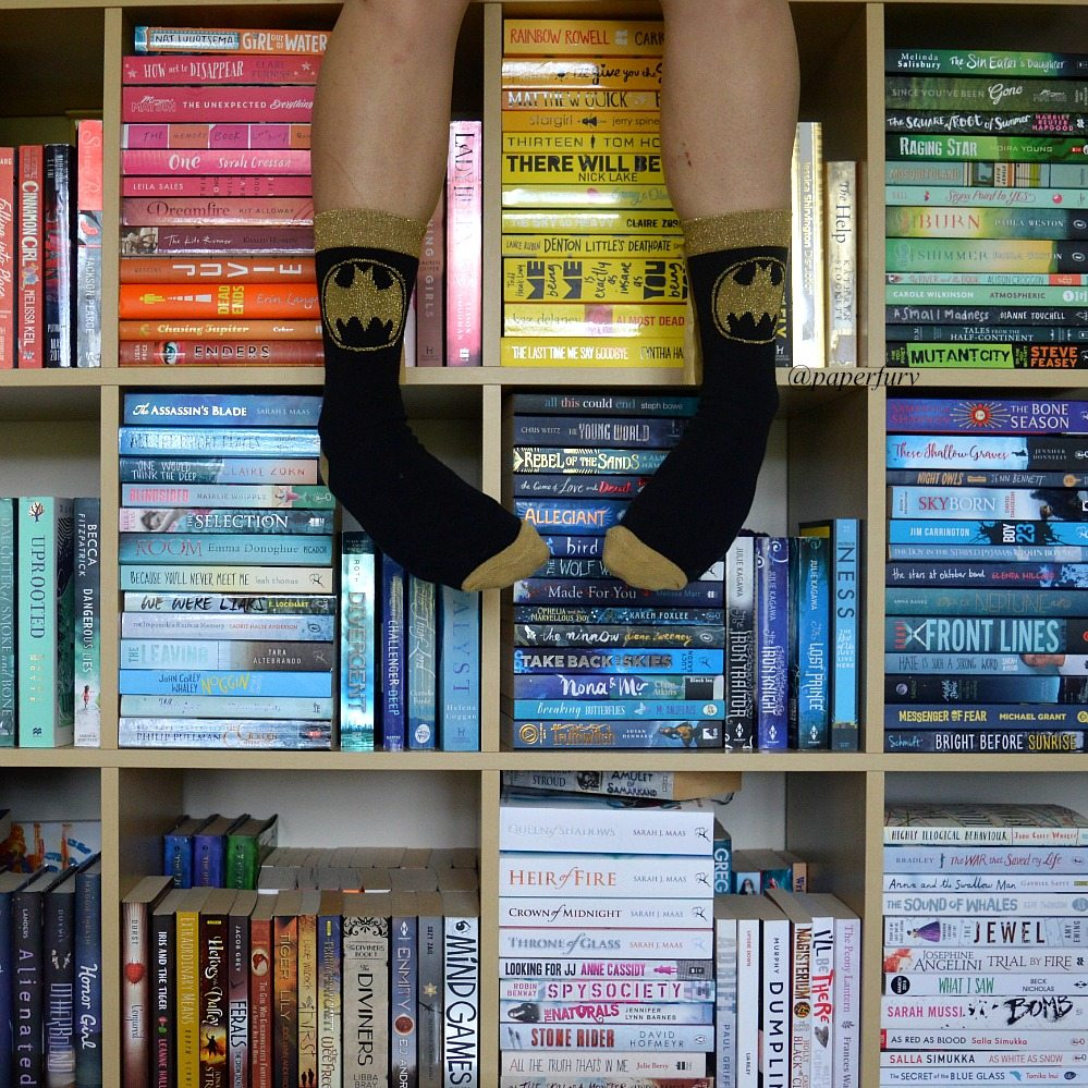 me-shelfie-batman-socks