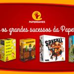 Grandes sucessos da PaperGames