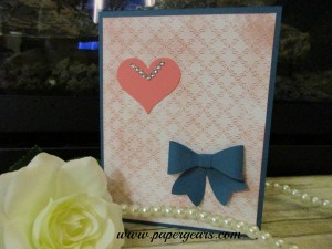 Using all Stampin' Up! products