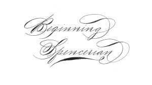 Calligraphy by Bill Kemp