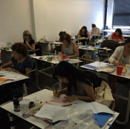Kathy Milci Workshop