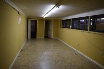 Office on the mezzanine level