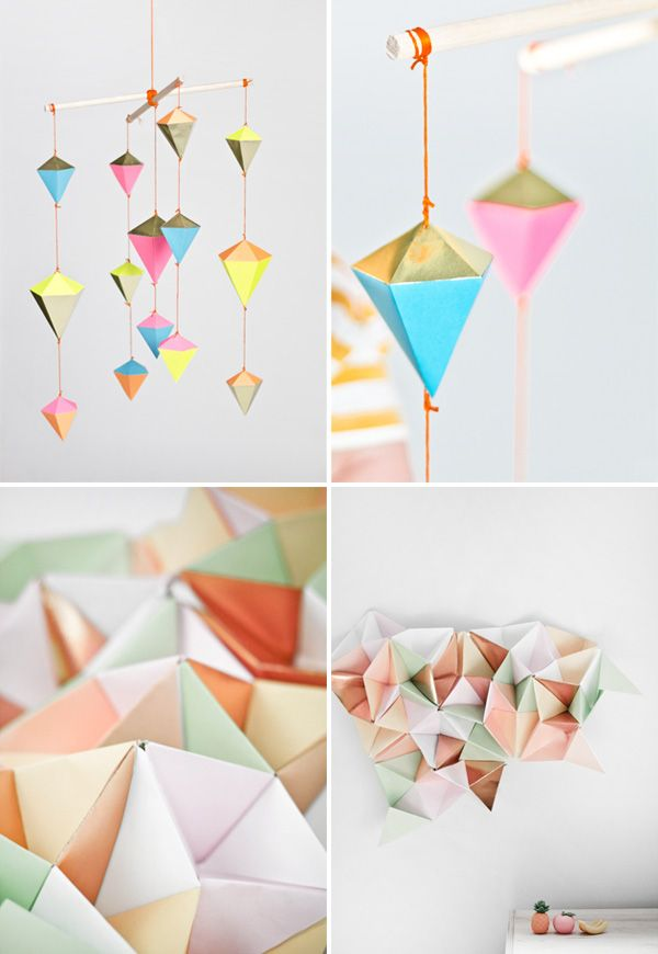 sculpting with paper