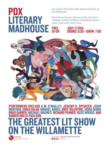 PDX Madhouse 1