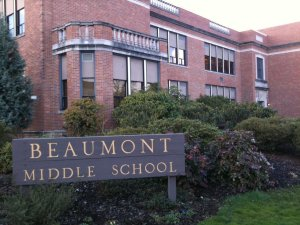 beaumont middle school