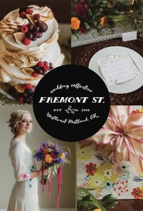 fremont wedding collection