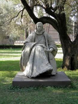 University sculpture park, Seoul