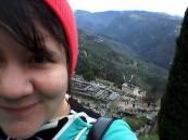 Selfie at Delphi