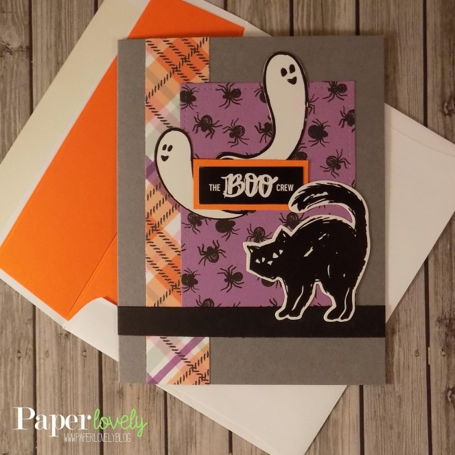 2 card and envelope