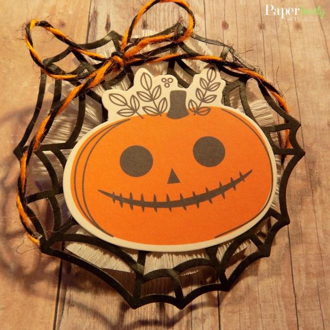 crepe pumpkin