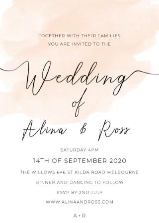Cheap Wedding Invitations Online Canada
