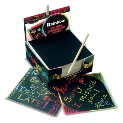 Melissa & Doug - Scratch Art