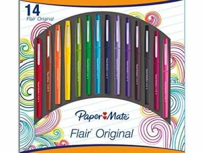 Rotuladores paper mate