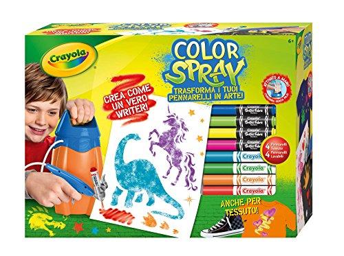 Crayola - Juego de aerografía | PaperMania.es