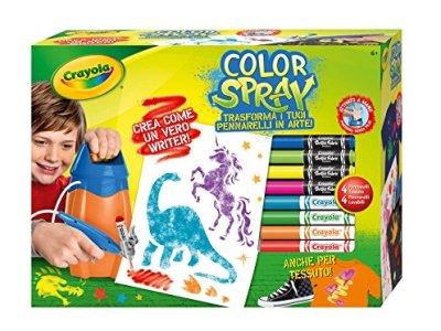 Aerógrafo Crayola