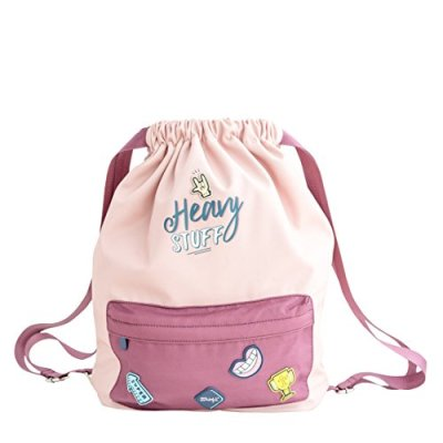Mochila rosa Mr. Wonderful